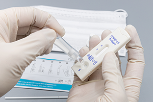 Safe Corona Rapid Test Diagnostic